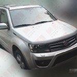 Suzuki Vitara facelift China