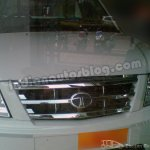 Tata Xenon Pickup front grille