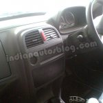 Tata Xenon Pickup central console