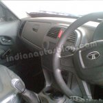 Tata Xenon Pickup dashboard