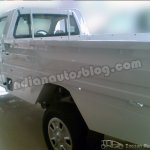 Tata Xenon Pickup flat bed