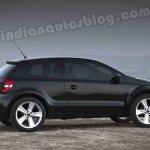 VW Polo DC Design side profile