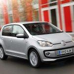 Volkswagen Up 5-door UK market front