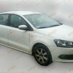 Volkswagen Vento in China - Front three quarters