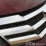 2012 Honda City chrome grill