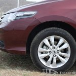 2012 Honda City alloys