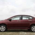 2012 Honda City side profile