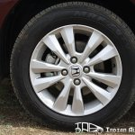 2012 Honda City alloy wheels