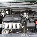 2012 Honda City engine