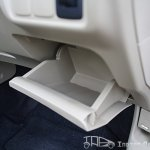 2012 Honda City storage compartment