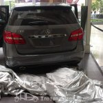 2012 Mercedes  B Class rear India