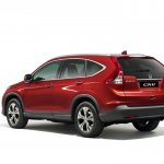 2013 Honda CRV European model rear