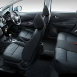 2013 Nissan Note cabin