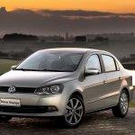 2013 Volkswagen Voyage front