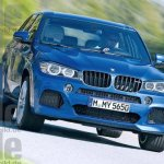 2014 BMW X5 rendering