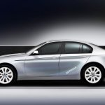 BMW 1 Series Sedan Rendering