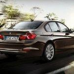 BMW 3 Series 2012 F30