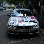 BMW 3 Series QR coded demo cars spotted in Chennai