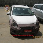 Chevrolet Beat facelift in India