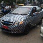 Chevrolet Sail and Chevrolet Enjoy testing in Bengaluru