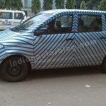 Chevrolet Enjoy testing in Bengaluru