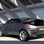 Dacia Duster Concept rear