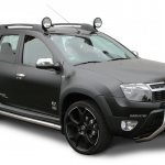Elia Dacia Duster Darkster Concept