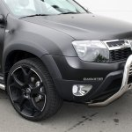 Elia Dacia Duster Darkster Concept front