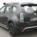Elia Dacia Duster Darkster Concept rear