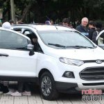 Ford EcoSport in brazil