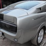 Ford Mustang Eleanor replica rear
