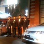 Honda Civic Malaysia launch