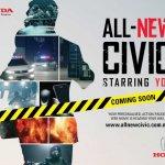 Honda all-new Civic Malaysia