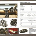 Hyundai Elantra Brochure tech specs