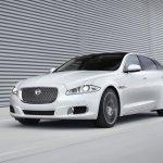 Jaguar XJ Ultimate front