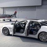 Jaguar XJ Ultimate side