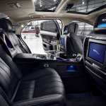 Jaguar XJ Ultimate rear seats