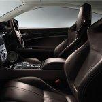 Jaguar XKR special edition interior