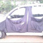 Mahindra mini Xylo U203 side profile
