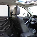 Mazda CX-5 cockpit