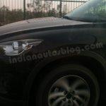 Mazda CX-5 testing in India