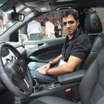 Indian Autos Blog representative Shakti was caught searching for the steering wheel