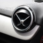 Mercedes B Class Aircon vents are like afterburners and feel rubbery to operate