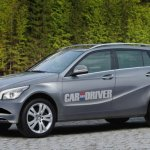 Mercedes GLA compact crossover