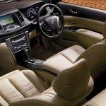 Nissan Teana facelift interior