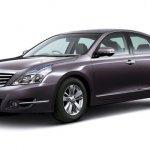 Nissan Teana facelift