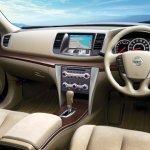 Nissan Teana facelift dashboard