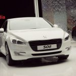 Peugeot 508 not coming to Indian market