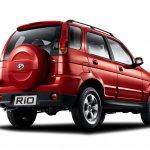 Premier Rio CRDi4 rear