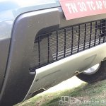 Renault Duster skid plate